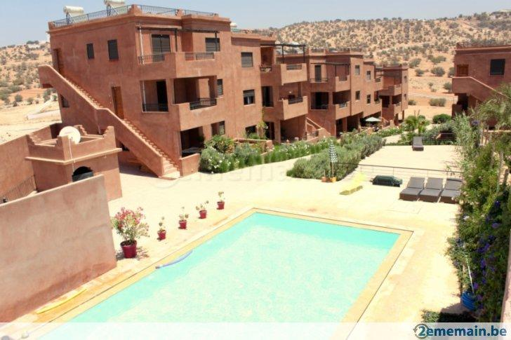 Taghazout Surf and holiday condo near the beach, Ferienwohnung in Imi Ouaddar