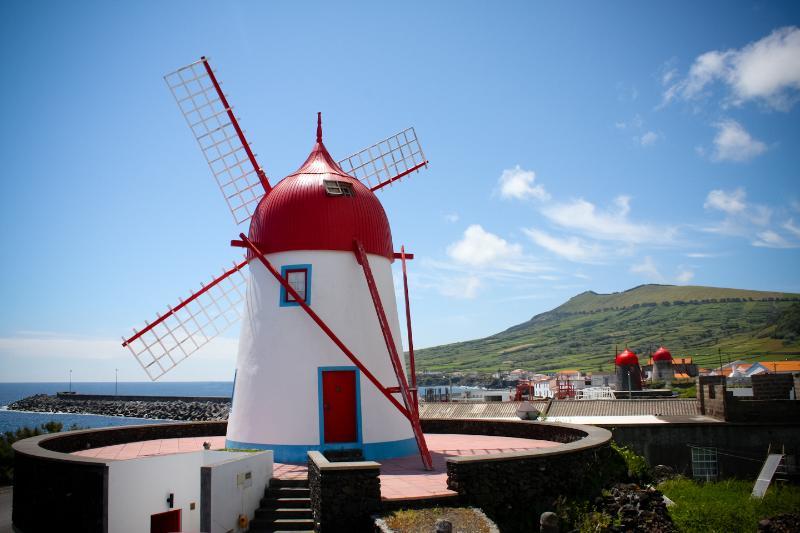 Boina de Vento, holiday rental in Graciosa