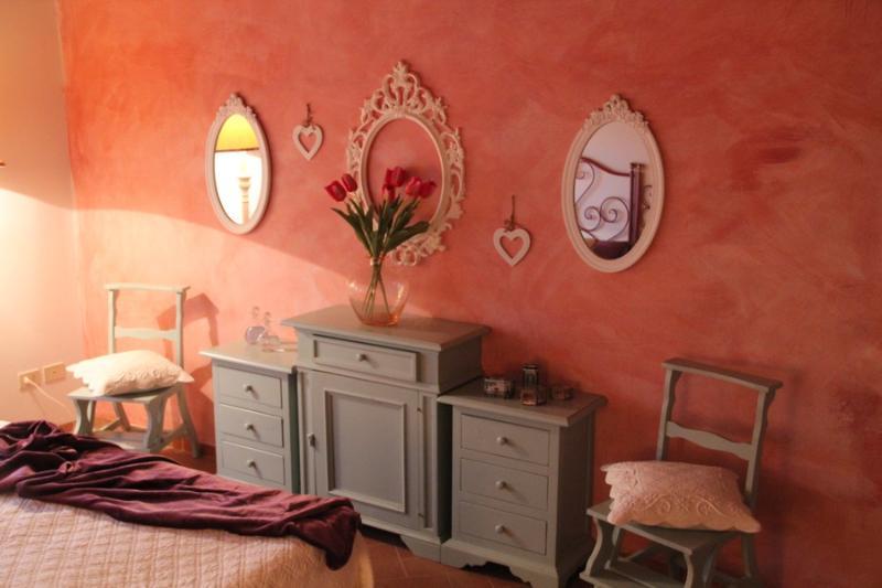 appartamento romantico alle porte del chianti  18 km da Firenze, alquiler vacacional en Montegufoni