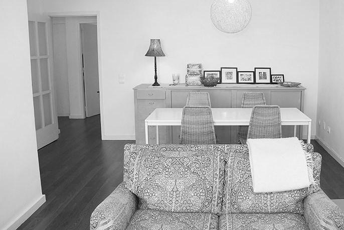 Charming apartment by the beach- Porto, holiday rental in Perafita