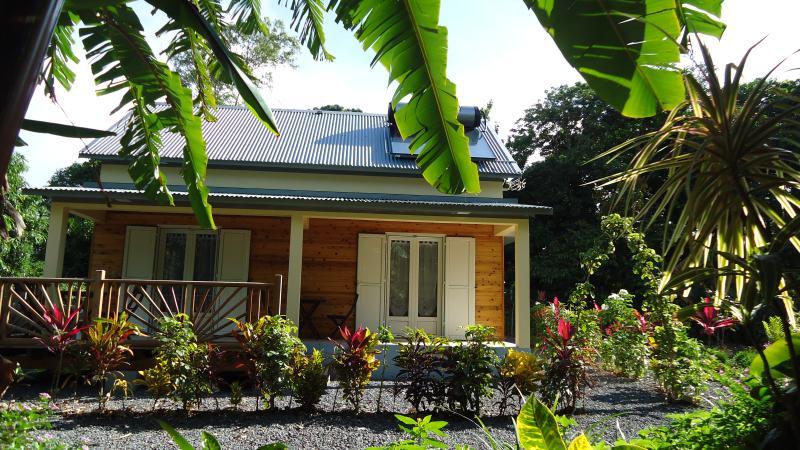 Maison de vacances 'La Case Floria', alquiler vacacional en Bras-Panon