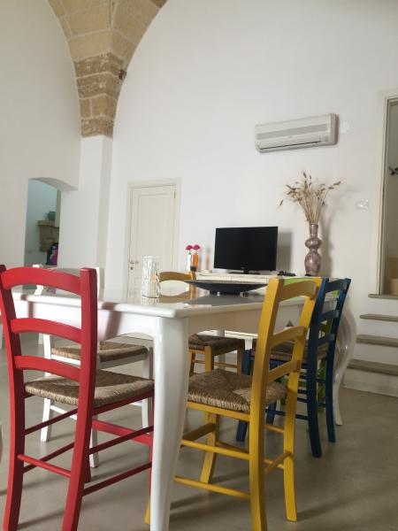 Casa Voltastella Gallipoli Salento, holiday rental in Matino