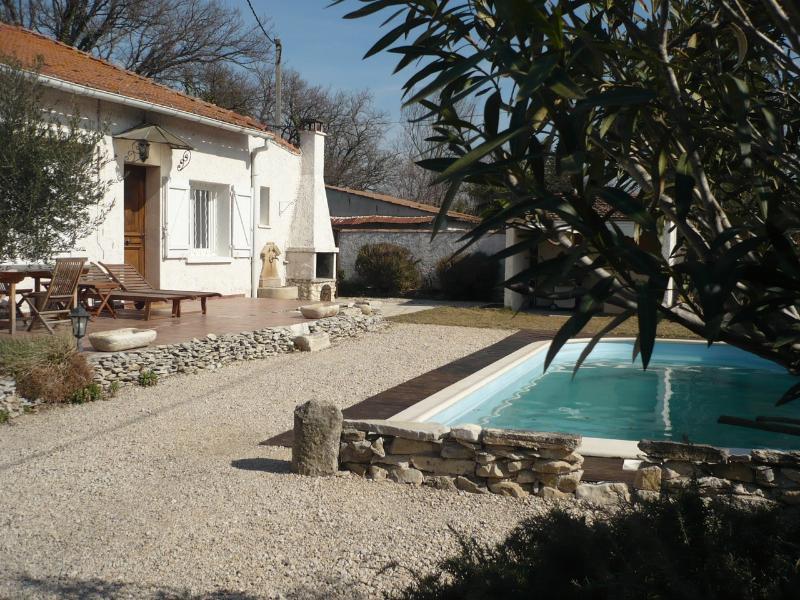Au bonheur partagé, holiday rental in Saint Saturnin les Avignon