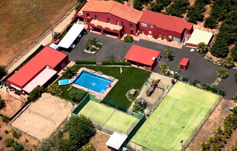 Casa con piscina en Cambrills, España Wifi – semesterbostad i Reus