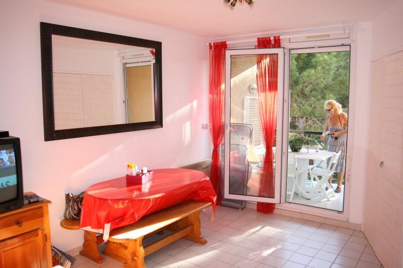 coquet T2 à LA LONDE LES MAURES au bord de la plag, vacation rental in La Londe Les Maures