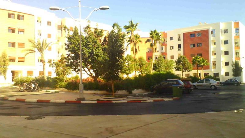 Appartement ensolleillé Agadir, alquiler de vacaciones en Ait Melloul