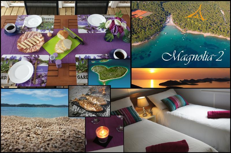 Camping park Soline - Sunset Magnolia 2, holiday rental in Biograd na Moru