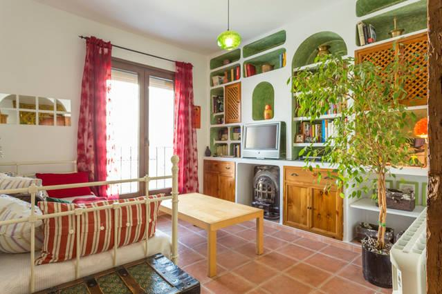 Center flat in Madrid, vacation rental in Madrid
