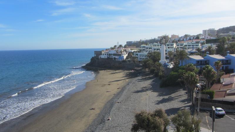 APARTAMENTO EN GRAN CANARIA  FRENTE AL MAR ESPAÑA, vacation rental in Maspalomas