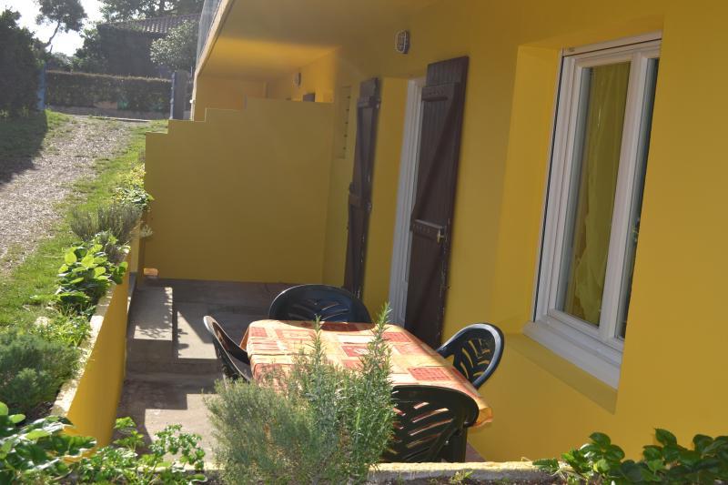 dans un endroit calme à Capbreton, casa vacanza a Landes