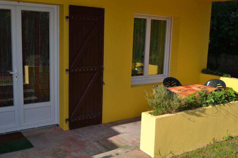 appartement dans un endroit calme à Capbreton, casa vacanza a Orx