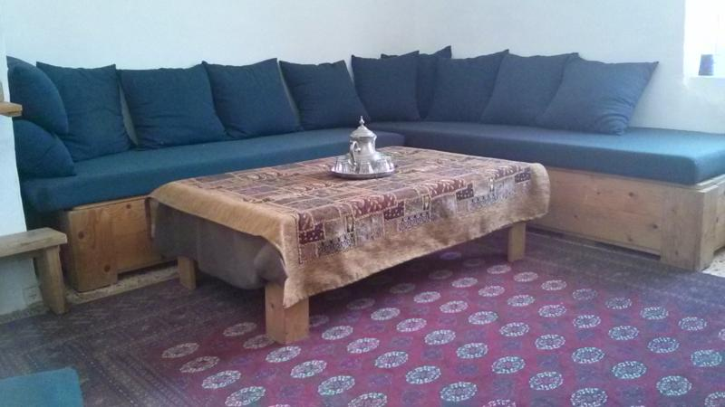 Authentic apartment in the old city of Jerusalem, holiday rental in Kfar Adumim