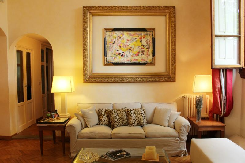 Apartment Villa Terra Rossa, holiday rental in Trespiano