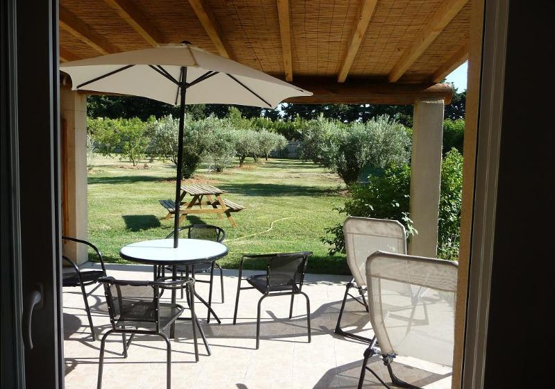 Petit Mazet en provence, holiday rental in Eyragues