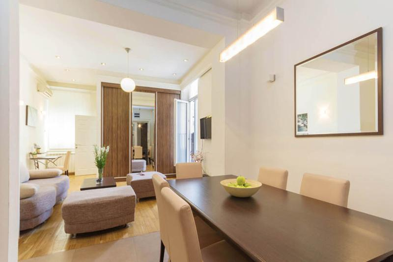 REPUBLIC SQUARE 2 - City Break Apartments, vacation rental in Belgrade
