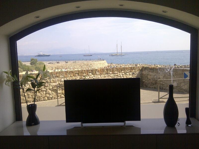Appartement avec vue mer exceptionnelle