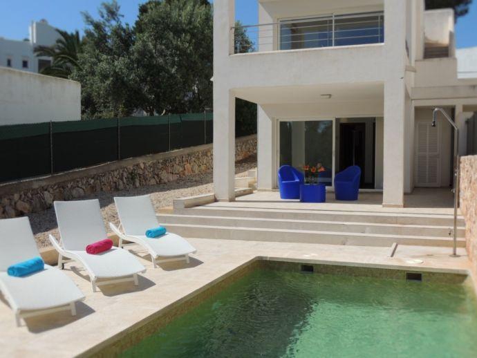 Villa Mare Azul 2 - Pool area