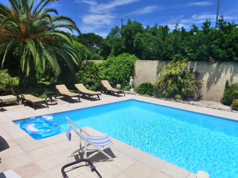 Villa, location de vacances à Sainte-Maxime