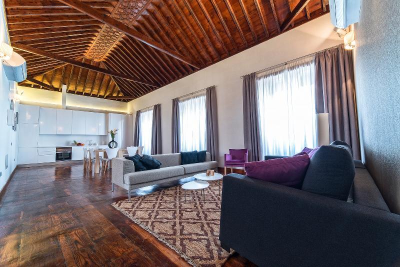 Anchieta 60, Casa Emblemática Tajinaste, vacation rental in San Cristobal de La Laguna
