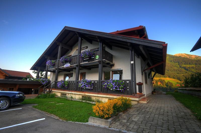 Haus Himmelreich, Carola Link, vacation rental in Lech