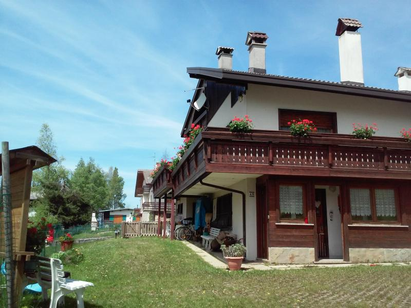 View of Chalet Ermellino