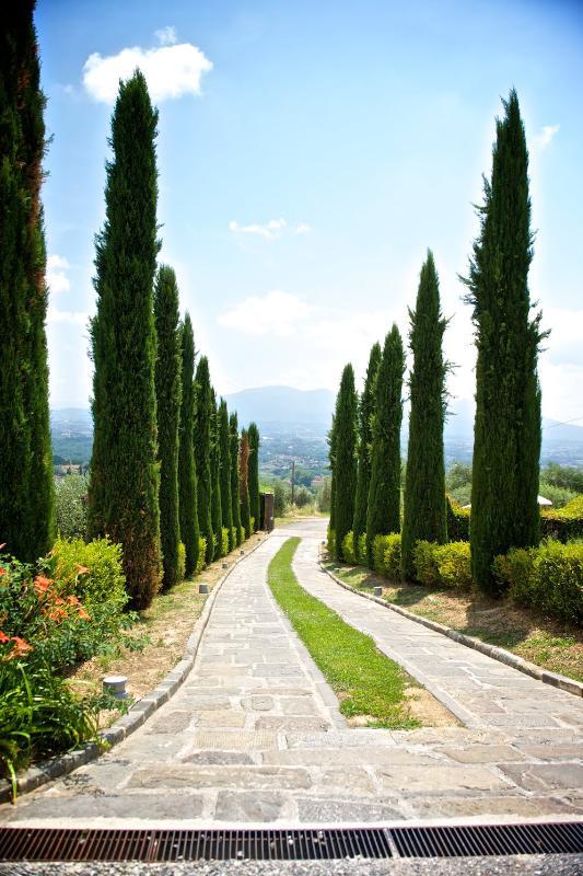 Agriturismo Sant'Andrea - Il Tinaio Ingresso