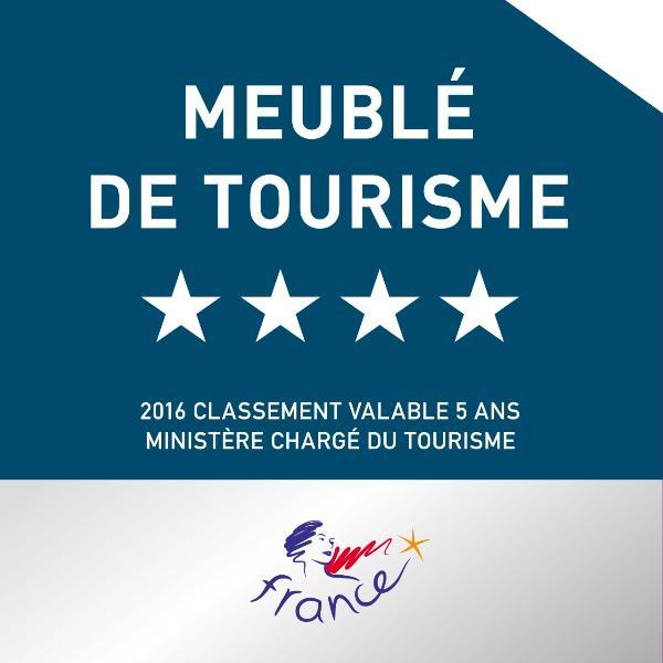 meublé de tourisme 4* n° d'accréditation: 03-0705