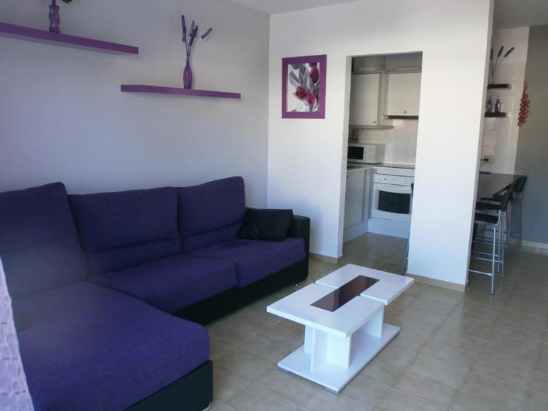 beau logement dans une residence calme, holiday rental in Costa del Silencio