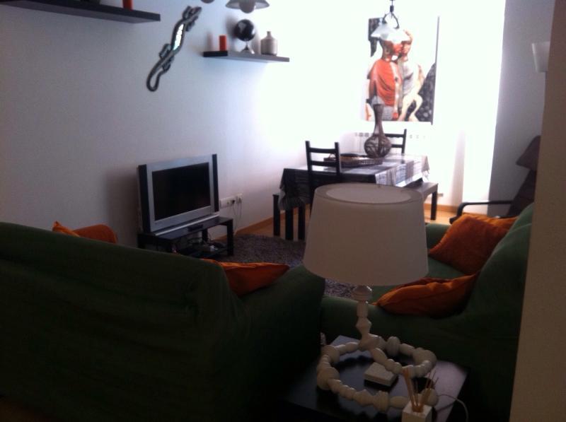Bonito apartamento en Anguciana, holiday rental in Abalos