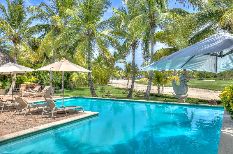 Unique Ocean view Villa with Full Staff, vacation rental in Punta Cana
