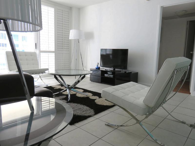 Living Room / Sala de estar - ComprandoViajes