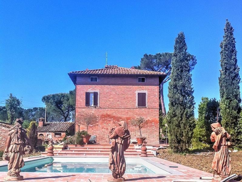 Villa Eloisa, alquiler vacacional en Cozzano