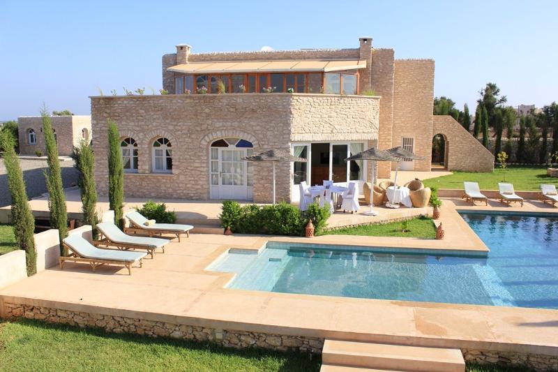 Villa Darko Essaouira - piscine, location de vacances à Essaouira