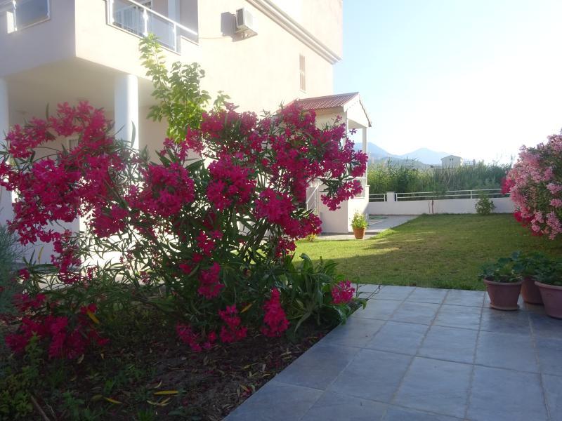 garden villa priene