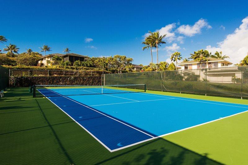 Poipu Sands Tennis Court