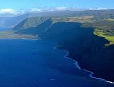 Sea Cliffs of Molokai