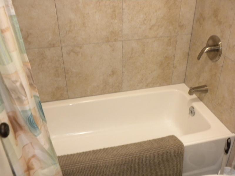 New Remodeled Bath
