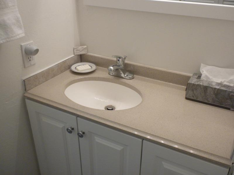 and Sink/Vanity....