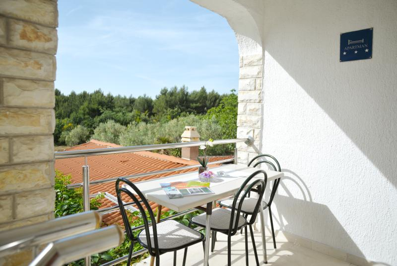 Shared Terrace with Partial Sea View