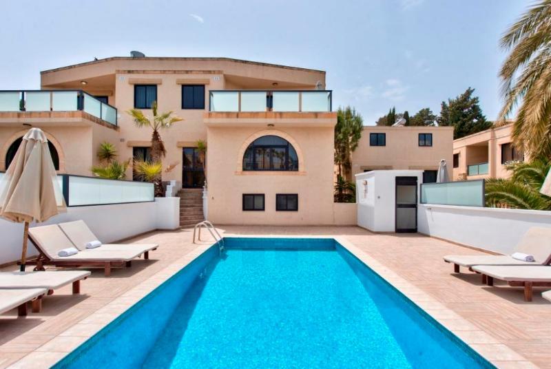 Villa Gardenia, Ferienwohnung in Mellieha