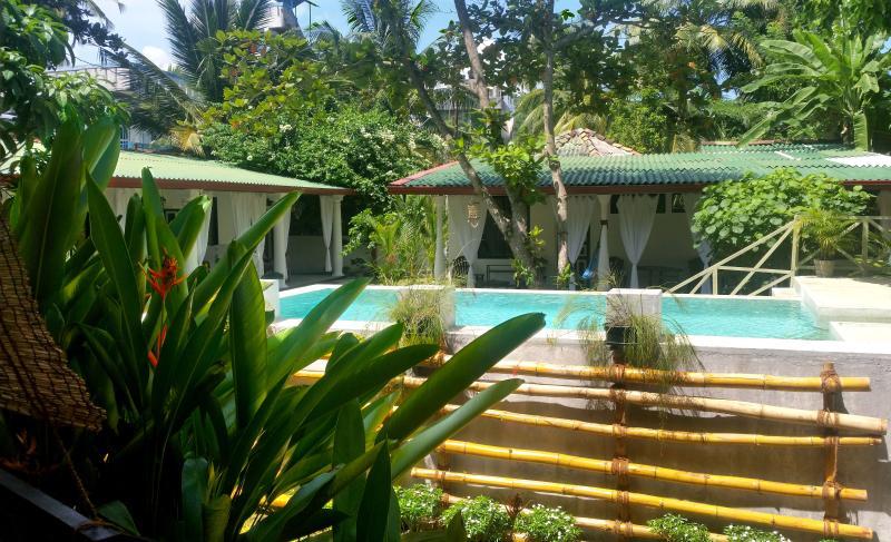 Nature Villa, aluguéis de temporada em Unawatuna