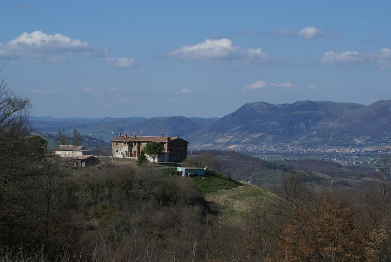 Baroncelli Bellavista di Mengara Monolocale COCCINELLA, vacation rental in Ponte d'Assi