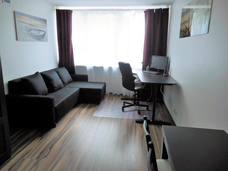 Cozy apartment near Vilnius Old Town and Station, location de vacances à Trakai