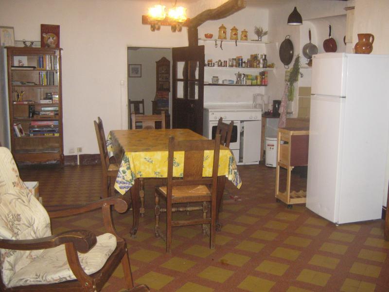 Ferienhaus 'Mon rêve', vacation rental in Regusse