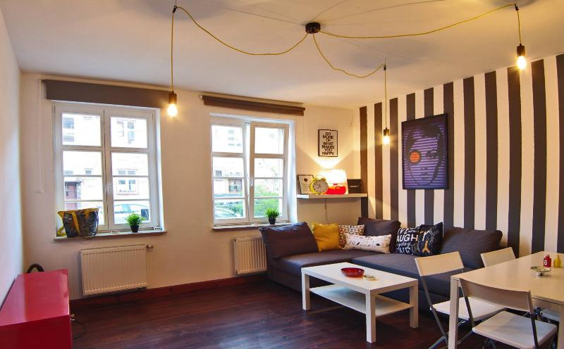 Comfortable Modern Apartment in Sopot near beach !, vacation rental in Sopot