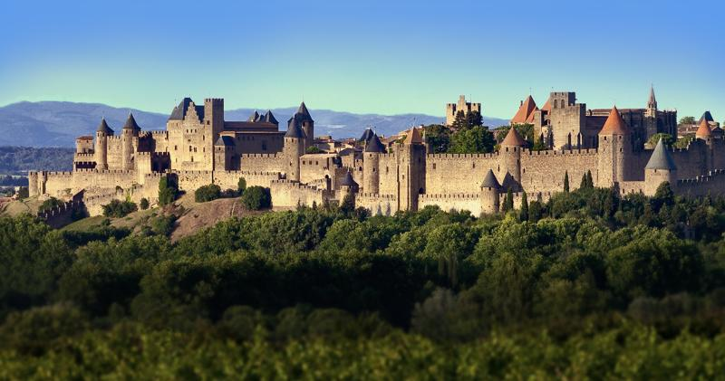 And within easy access of the Cité de Carcassonne