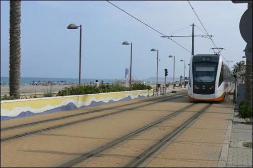 Public transport: Tram