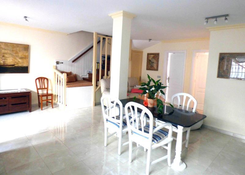 Mar y Tranquilidad, holiday rental in Playa Honda