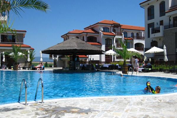The Vineyards Resort, holiday rental in Pomorie