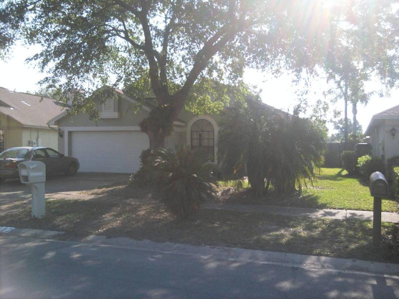 4br - 1450ft2 - Waterfront Vacation Home, holiday rental in Gibsonton